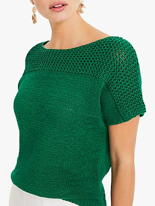 Phase Eight Cecilia Knitted Top