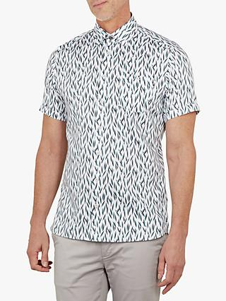 61833c19a Ted Baker T for Tall Wooltt Printed Shirt