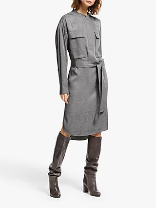 Modern Rarity Utility Dress, Grey
