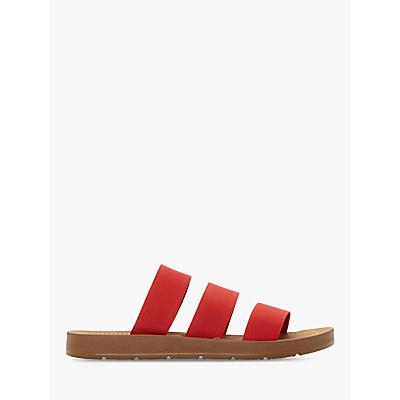 Steve Madden Pascale Slip On Flat Sandals