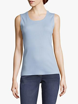 Betty Barclay Vest Top, Light Opal