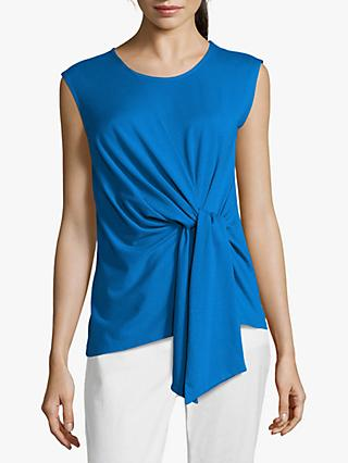 Betty Barclay Tied Top, Strong Blue