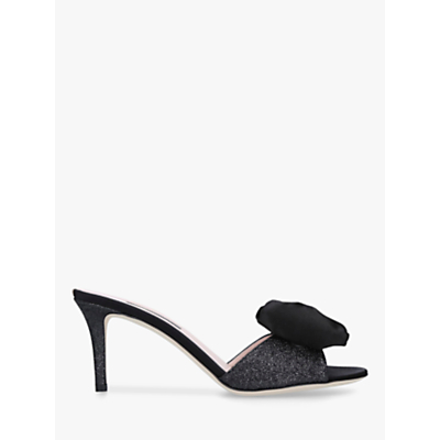 SJP by Sarah Jessica Parker Finley Bow Stiletto Heel Shoes, Black