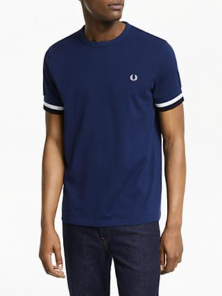 9440f25cb Fred Perry Bold Tipped Sleeve T-Shirt
