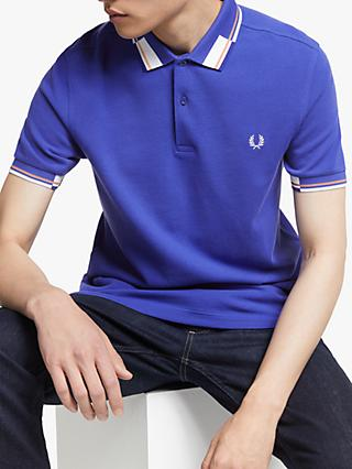 48f9fefa Men's Polo Shirts | Polo Ralph Lauren, Fred Perry, Hackett | John Lewis