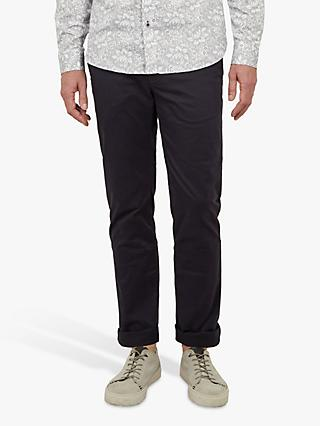 Ted Baker T for Tall Seentt Slim Chinos, Navy Blue