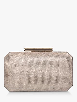 Carvela Ola Box Clutch Bag