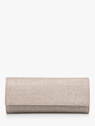 Carvela Kolluding Clutch Bag, Gold