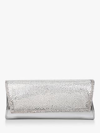 0301e0d57cf0 Carvela Ocean Embellished Clutch Bag
