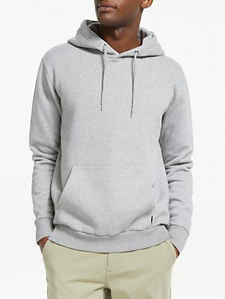 Les Deux South Pacific Hoodie, Grey Mel