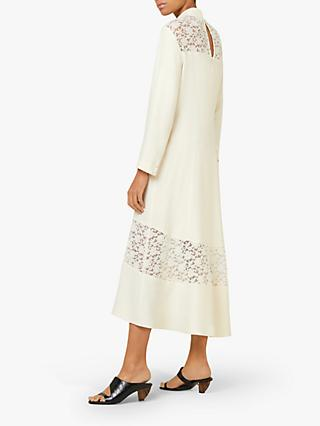 Finery Beladonia Lace Midi Dress