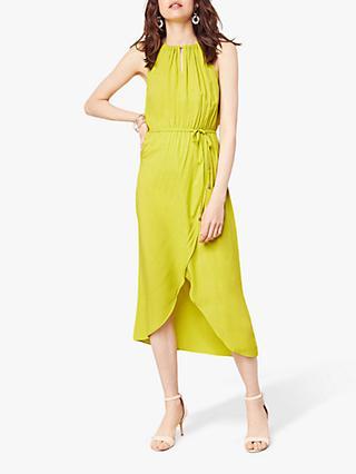 f979335f5ed6 Oasis Wrap Midi Dress