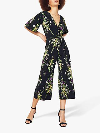 ad49e1190f5 Oasis Flower Bunch Jumpsuit