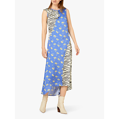 Finery Allana Print Dress, Multi