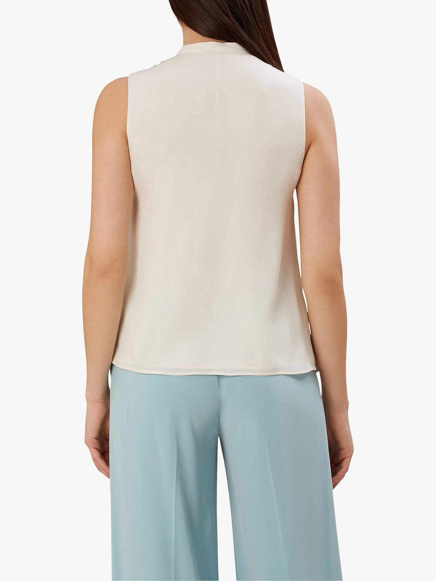 6a7cc5c7d34e9 ... Buy Hobbs Aoife Silk Sleeveless Top