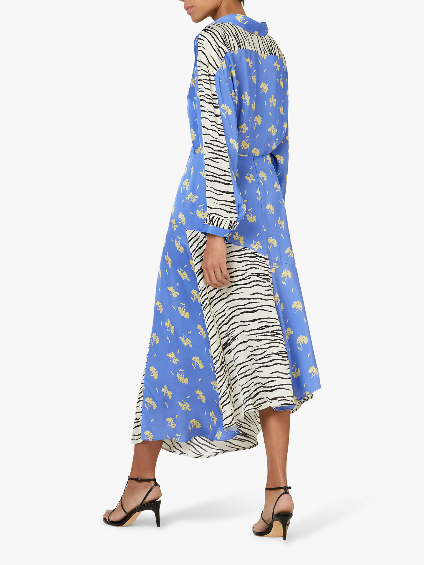 Buy Finery Sofia Print Skirt, Multi, 8 Online at johnlewis.com