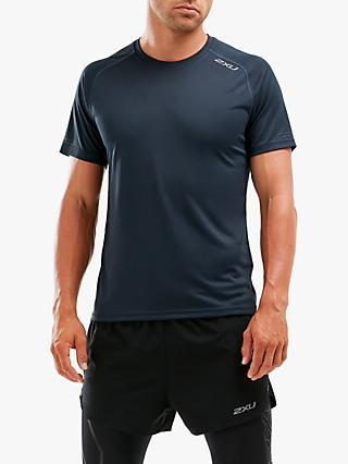 2XU XVENT Short Sleeve Running Top