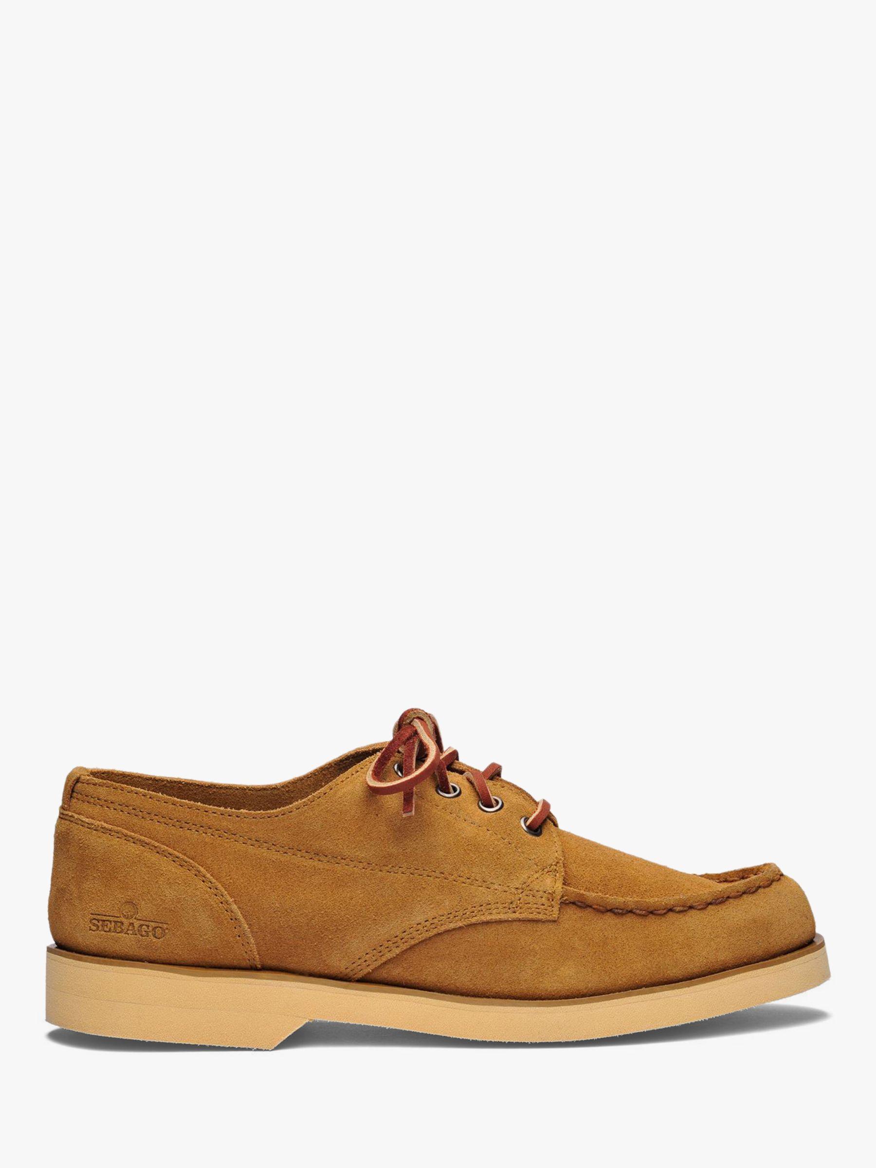 Sebago Sebago Campsides Fairhaven Suede Shoes
