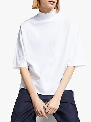Kin Roll Neck Jersey T-Shirt