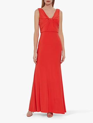 Gina Bacconi Maryse Jersey Maxi Dress