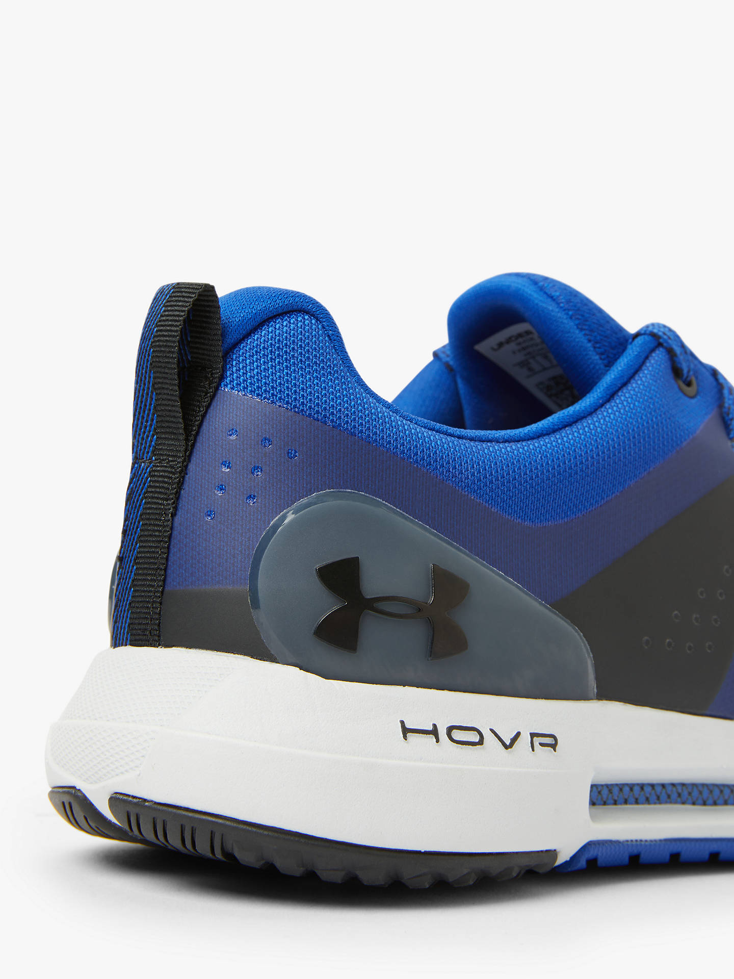 8b6285fb Under Armour HOVR Rise Men's Cross Trainers, Royal/Halo Grey