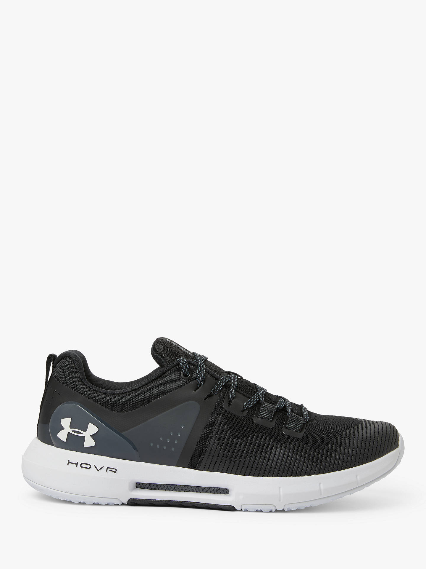 best website 15923 b7f65 Under Armour HOVR Rise Women's Cross Trainers, Black/White