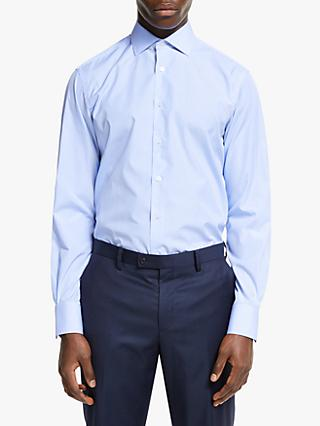 b3fcddb8 Men's Striped Shirts | Men's Shirts | John Lewis & Partners
