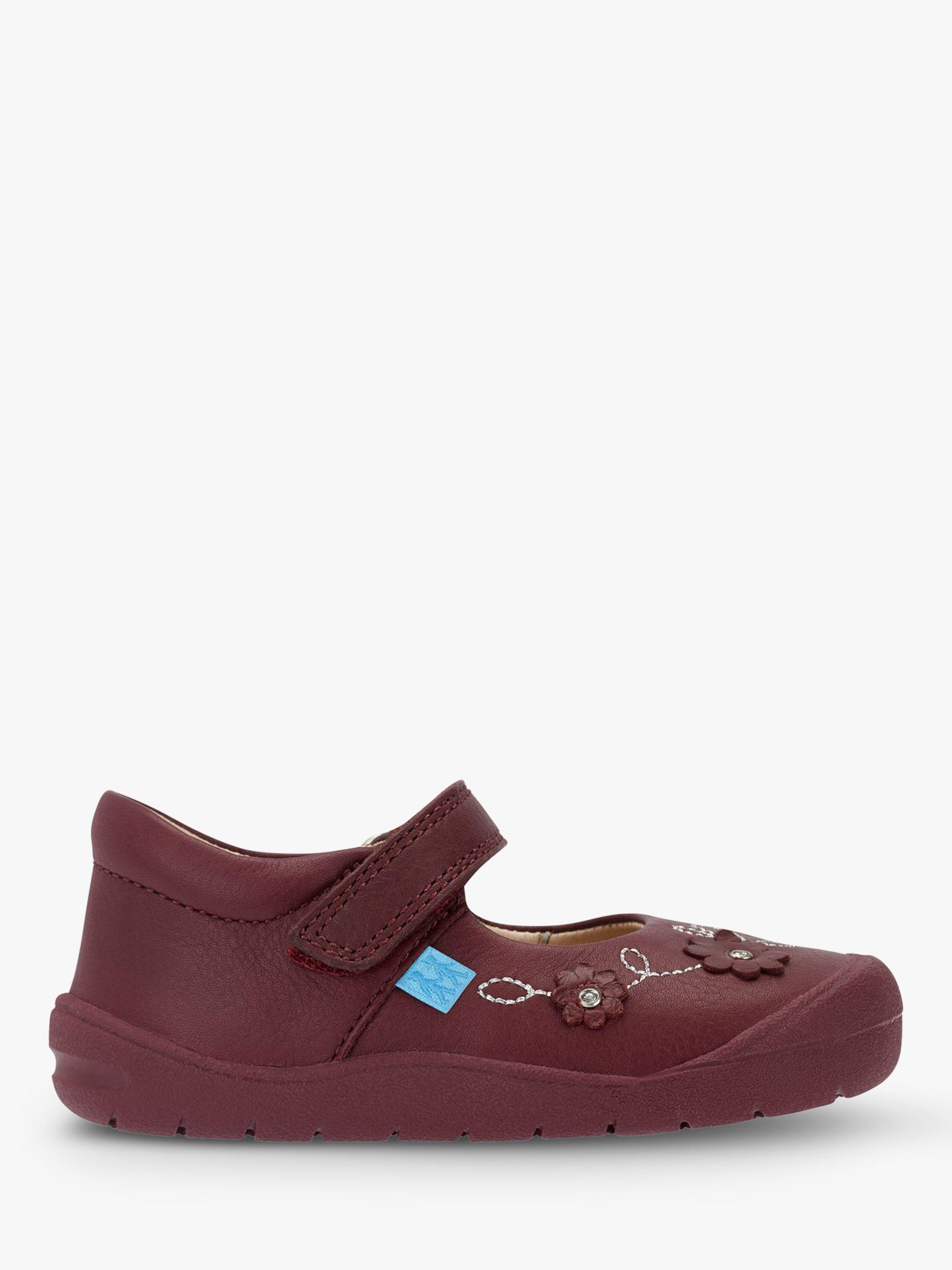 Start-Rite Start-rite Children's Flex Flower Riptape Shoes