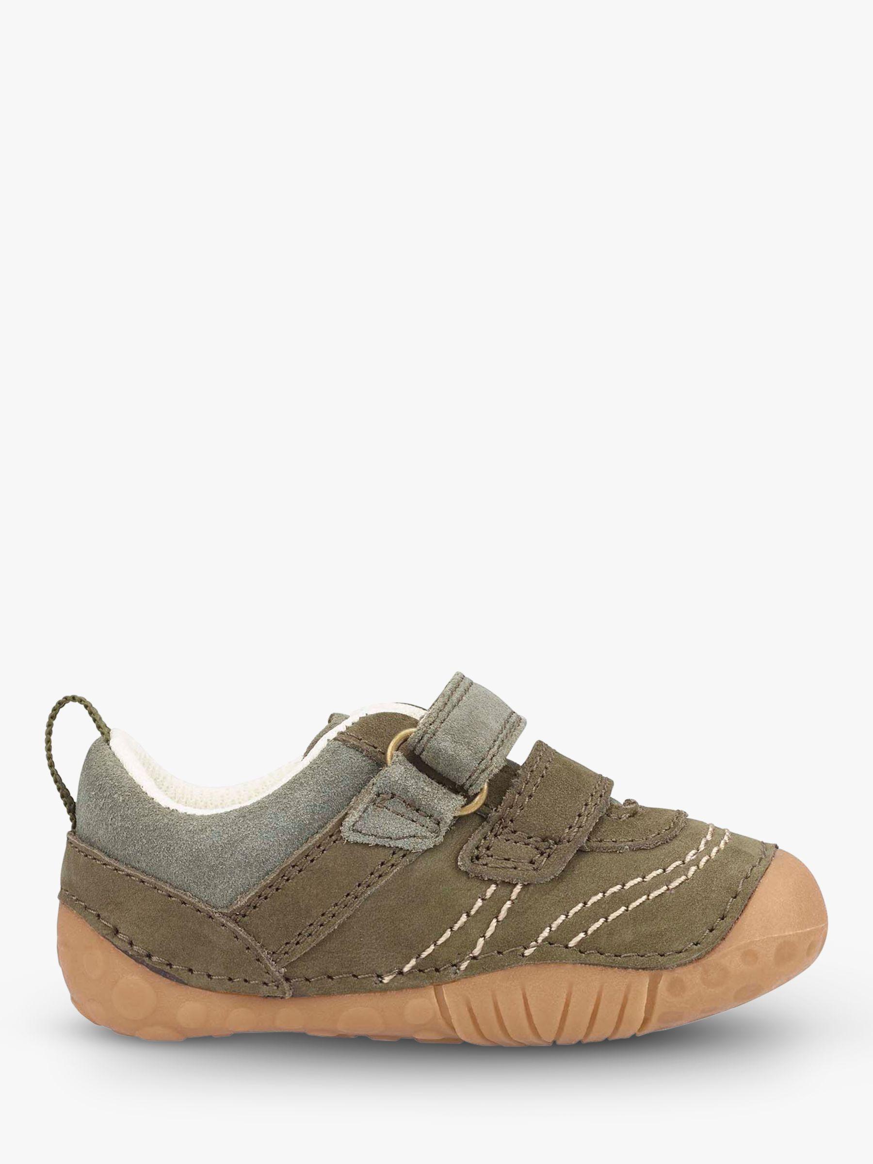 Start-Rite Start-rite Children's Baby Leo First Shoes, Khaki