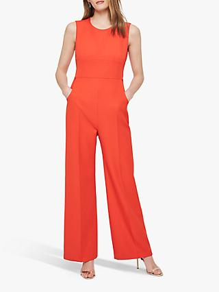 Damsel in a Dress Camilla Jumpsuit, Hot Orange