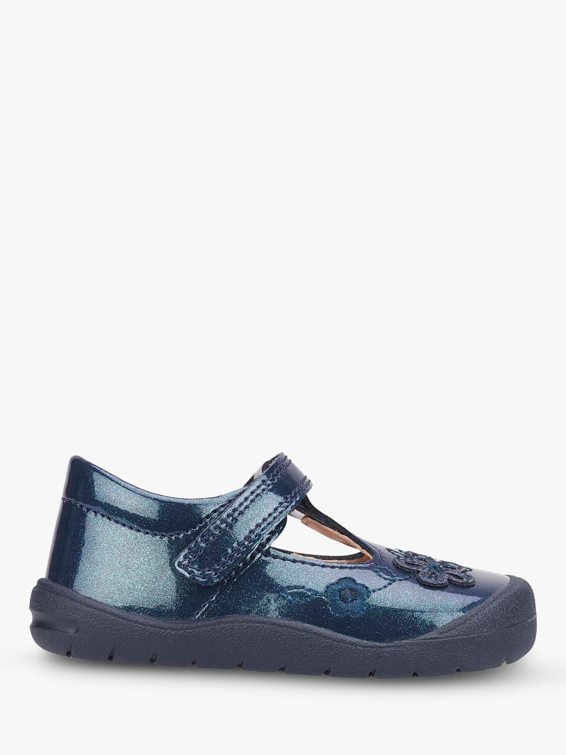 Start-Rite Start-rite Children's Mia First Shoes, Navy