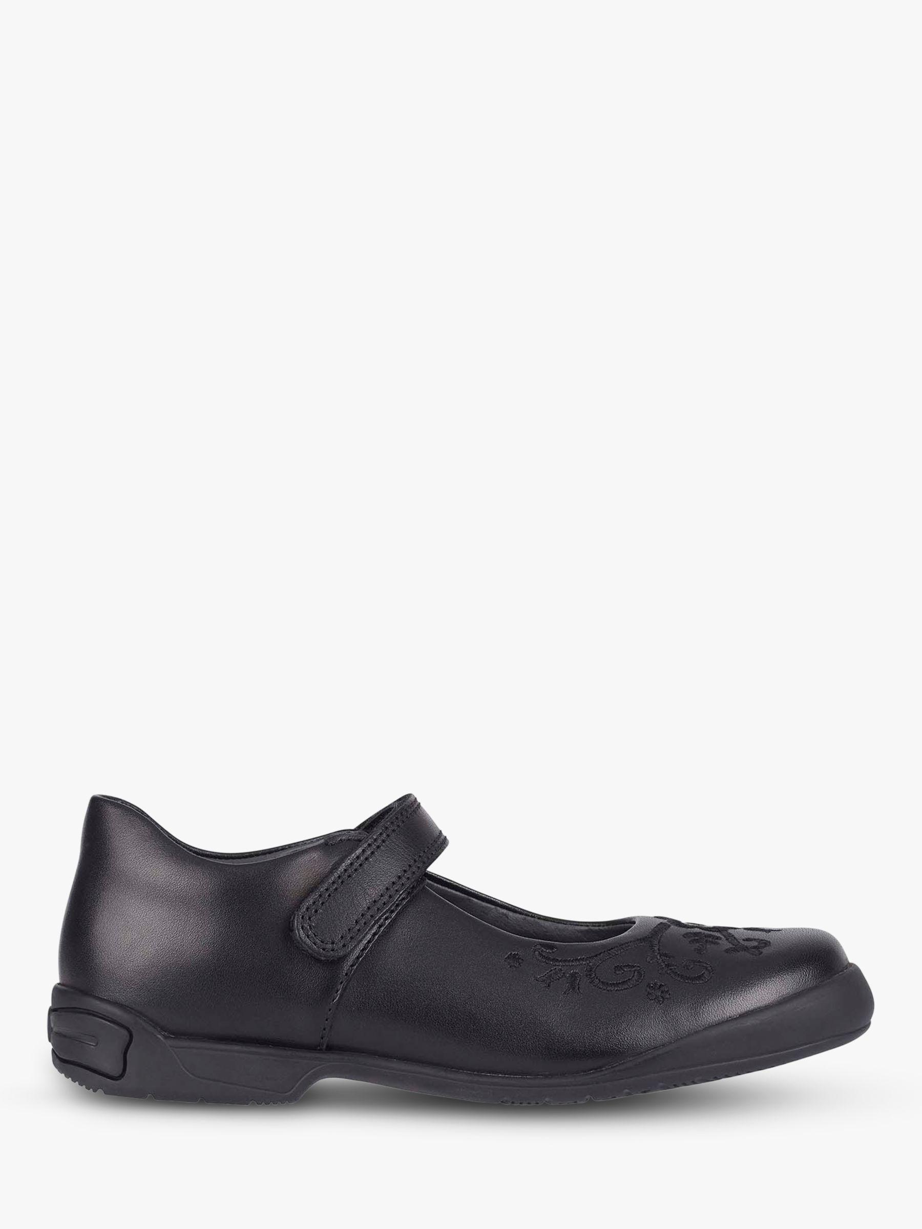 Start-Rite Start-rite Children's Hopscotch Leather Shoes, Black