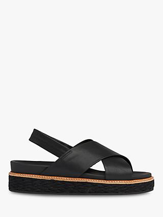 9660e04d2e3 Whistles Robyn Cross Strap Sandals