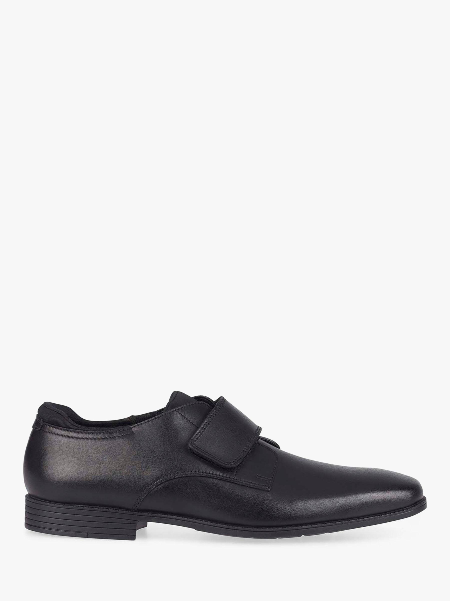Start-Rite Start-rite Children's Logic Leather Shoes, Black
