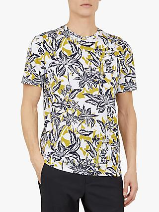 228716ae4 Ted Baker Bottle Floral Print T-Shirt