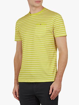 a1a548da0df1 Ted Baker Mojito Printed Stripe T-Shirt