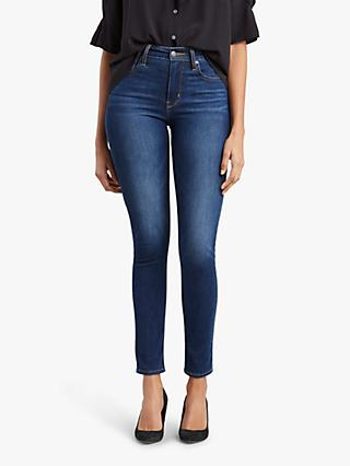 6f52ef6005 Levi's 721 High Rise Skinny Jeans, Up For Grabs