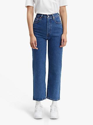 Levi's Ribcage Straight Ankle Jeans, Georgie