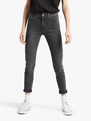 Levi's 720 High Rise Super Skinny Jeans, Fingers Crossed