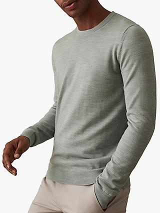 d44d0f9979efa8 Reiss Wessex Knit Merino Wool Jumper