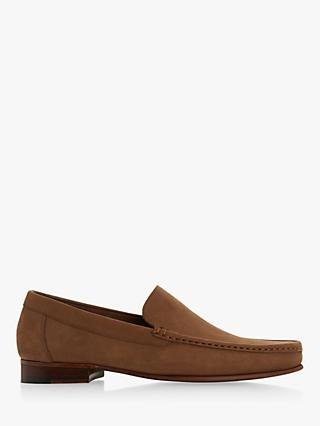 Dune Sloane Square Suede Loafers