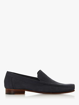 91c3cd3407d Dune Sloane Square Suede Loafers
