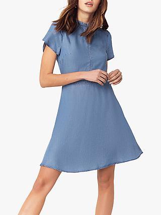 e0132483bdb Oasis Barcelona Denim Dress