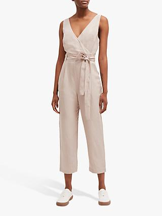 French Connection Briella Jumpsuit, Macchiato