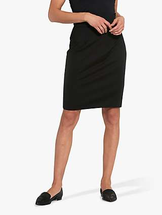 Helen McAlinden Vickie Pencil Skirt, Black