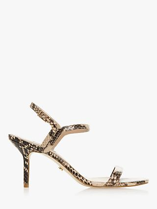 Dune Monico Stiletto Heel Sandals
