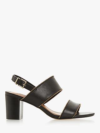 59c02a922ea Dune Josi Block Heel Sandals