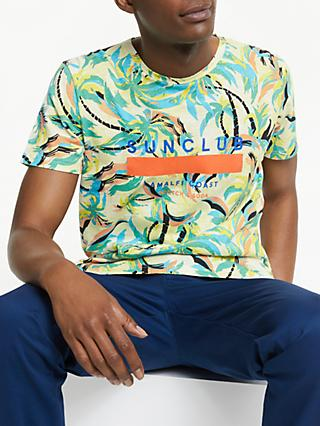 Scotch & Soda Tropical Amalfi Coast T-Shirt, Multi