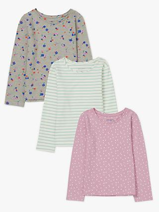 3a7047df7d Girls' Shirts & Tops | John Lewis & Partners