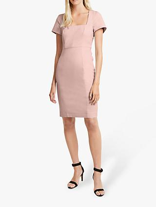 French Connection Glass Stretch Cap Sleeve Dress